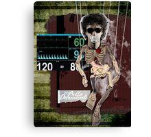 Icons: El Bello Durmiente Canvas Print