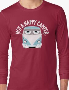 Unhappy Camper Long Sleeve T-Shirt