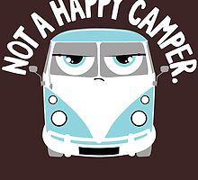 Unhappy Camper by PolySciGuy