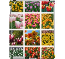 Tulips Montage 1 iPad Case/Skin