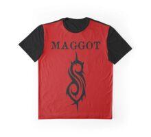 SLIPKNOT MAGGOT Graphic T-Shirt