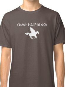 Camp Half-Blood - White Logo Classic T-Shirt