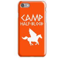 Camp Half-Blood - White Logo iPhone Case/Skin