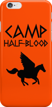 Camp Half-Blood by katemonsoon