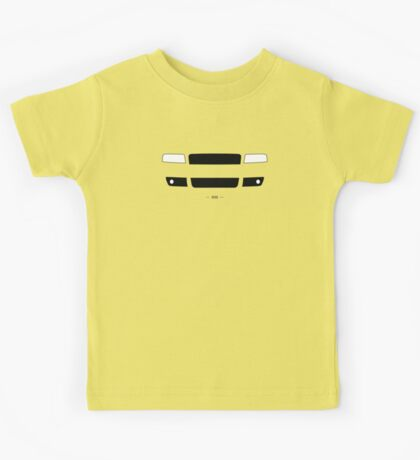 B6 simple front end design Kids Tee