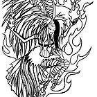 Burning Angel by Kimberlee Traub