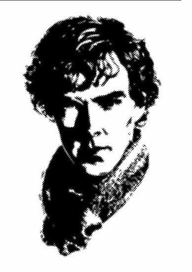 Sherlock Retro Style by Madkristin