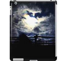 Gazing into the Sky iPad Case/Skin