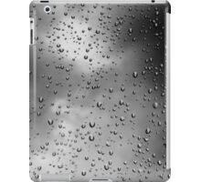 Window Rain iPad Case/Skin