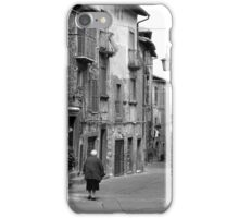 Italian Stroll iPhone Case/Skin