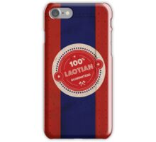 iPhone Case - iLaos Series #1 iPhone Case/Skin