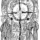 Celtic Cross by Kimberlee Traub