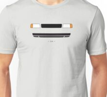 4C simple front end design Unisex T-Shirt