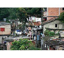 Extreme poverty Photographic Print