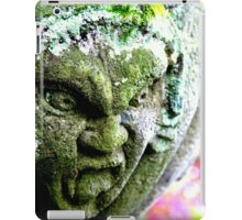 Sculpted Anger iPad Case/Skin