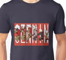 Jiraiya Evolution Unisex T-Shirt