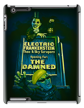 The Damned Poster by firehazzard