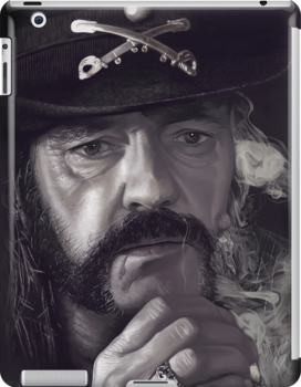 Lemmy Kilmister by firehazzard