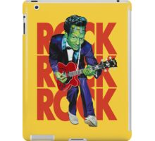 Electric Frankenstein Vancouver Canada Poster iPad Case/Skin