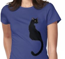 Bombay Black Panther Womens Fitted T-Shirt