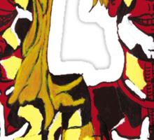 Sung Tongs Sticker