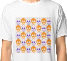 Mexican skulls pattern Classic T-Shirt