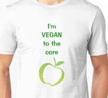 vegan core Unisex T-Shirt