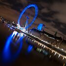 The Eye of London by BULLYMEISTER