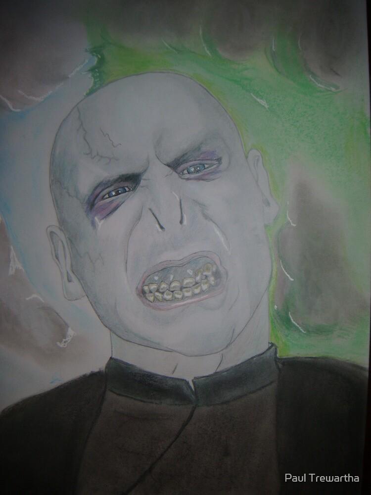 Voldemort by Paul Trewartha