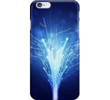 fiber optics iPhone Case/Skin