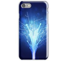 fiber optics iPhone Case/Skin