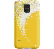 colors splashing Samsung Galaxy Case/Skin