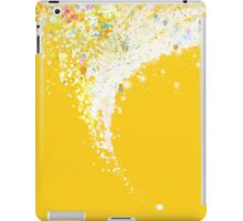 colors splashing iPad Case/Skin