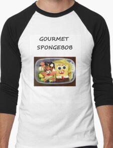 Spongebob Men's Baseball ¾ T-Shirt