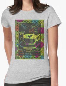 Hand drawn coffee sketch. T-Shirt