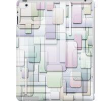 gradient overlap iPad Case/Skin