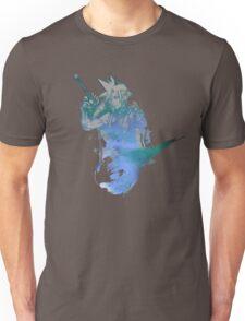 Cloud Strife Meteor (Black) Unisex T-Shirt
