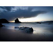 Marshall Beach, San Francisco Photographic Print