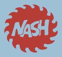 NASH (orange) One Piece - Short Sleeve