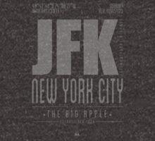 JFK - New York City by RoufXis