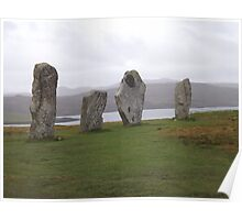 Callanish Stones Poster