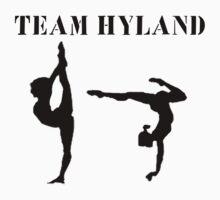 Team Hyland (In Black) Baby Tee