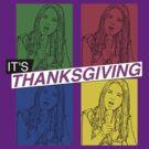 It's Thanksgiving! Warhol style by kalitarios