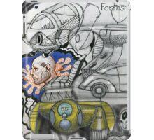Car Designer iPad Case/Skin