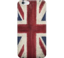 England flag  iPhone Case/Skin