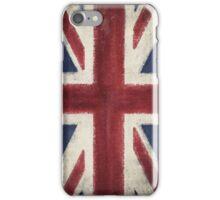 England flag  iPhone Case/Skin