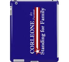Corleone for President iPad Case/Skin