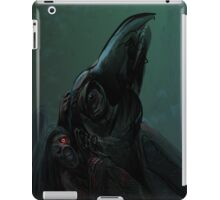 Dark Rider guards iPad iPad Case/Skin