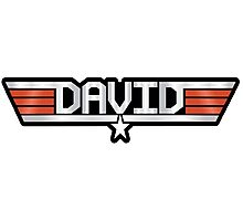 David callsign Photographic Print