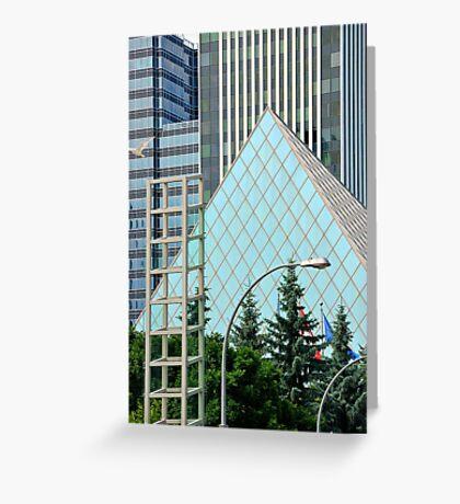 Edmonton  Greeting Card